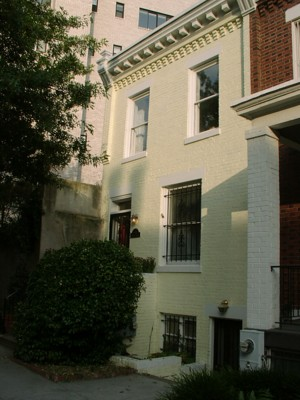 1618 Florida Avenue NW,Washington,District Of Columbia 20009,4 Bedrooms Bedrooms,3 BathroomsBathrooms,Single Family Home,Florida Avenue,1031